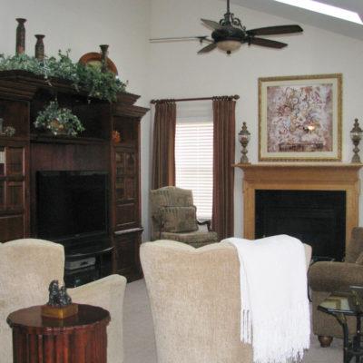 2nd Floor Deluxe Living Room